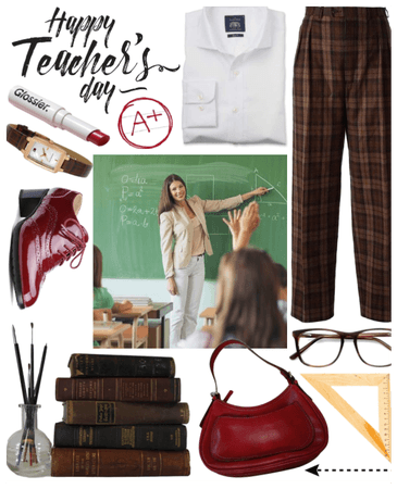 SPRING 2020: Teacher Appreciation Week Style