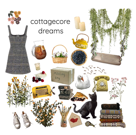 cottagecore dreams