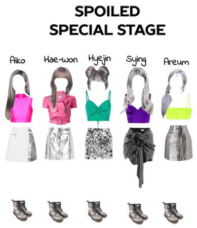 Spoiled Special Stage