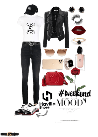 weekend outfit - Havilla