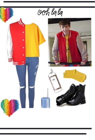 Date Night Outfit With Troye Sivan