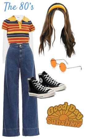 dressing through the decades