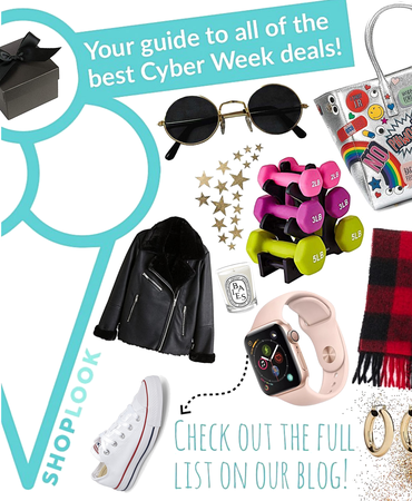 Your guide to the best Cyber Week deals! 🛍