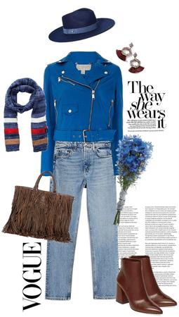 Pantone Color of 2020 Classic Blue - Classy Lady