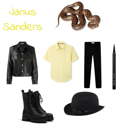 "Janus ""Deceit"" Sanders"