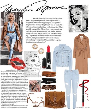 Modern Day Marilyn Monroe 💋