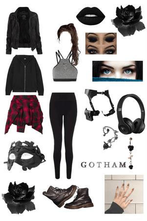 Vigilante outfit