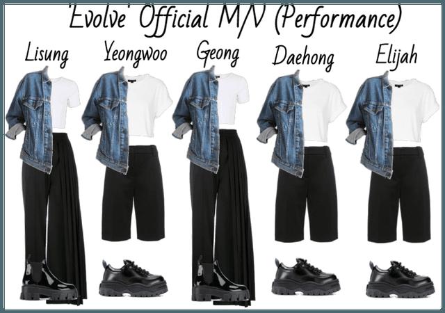 'Evolve' Official M/V (performance)