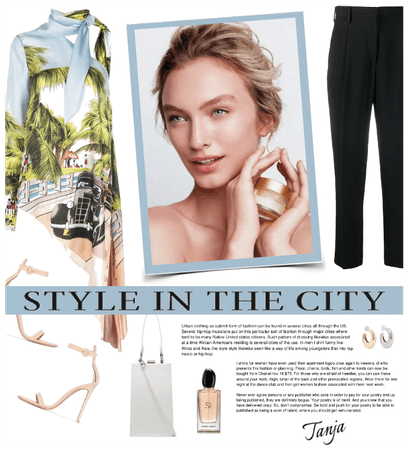 Summer Chic in the City