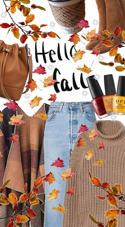 Fall Layers- 🍂🍁Hello Fall!🍁🍂