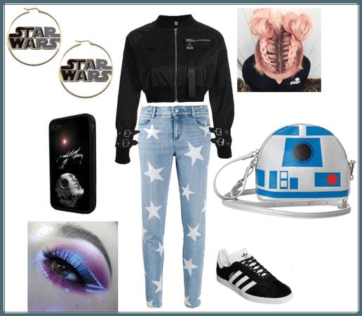 Star wars fan
