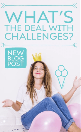 NEW BLOG | Creating Challenges