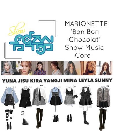 {MARIONETTE} 'Bon Bon Chocolat' Show Music Core