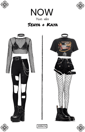 Kaya & Senya 'NOW' MV first look