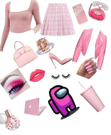 pink babe