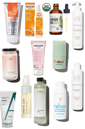 Clean Bath Products