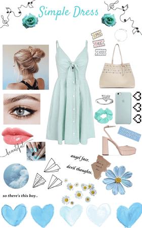 A Simple Dress