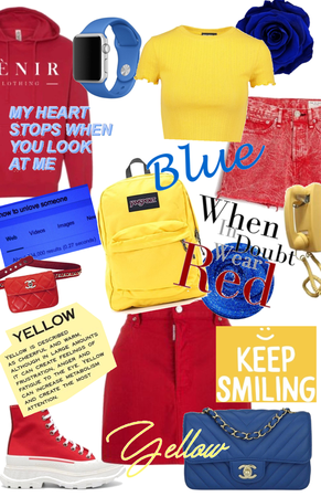 primary colors | challenge |