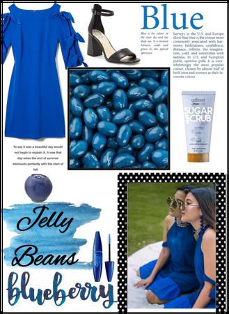 Blueberry Jelly Bean