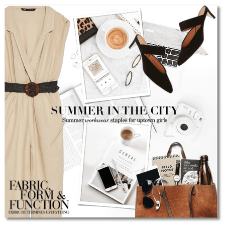Workwear: Summer in the city