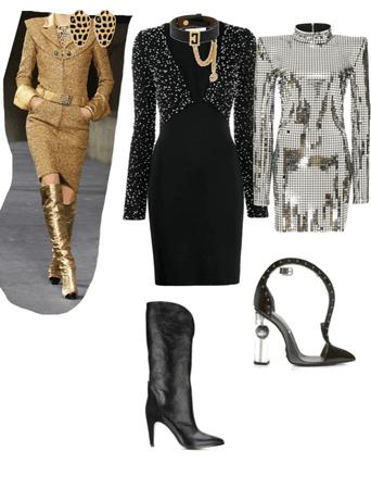 Haute Couture saison 8 - Chanel, Emilie, Lindsey