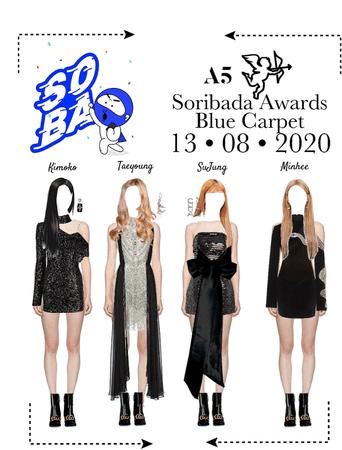 Soribada 2020 - Blue Carpet