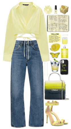 Yellow is a new black