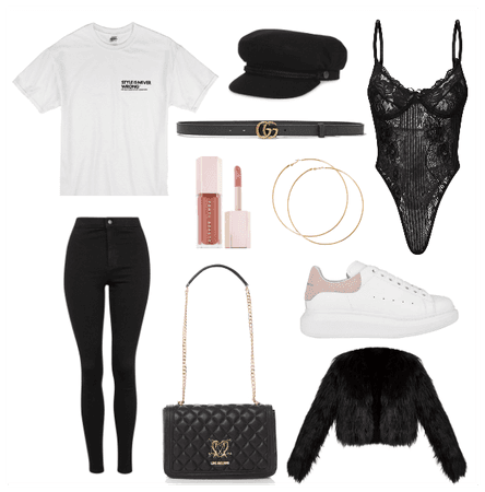 what a basic outfit