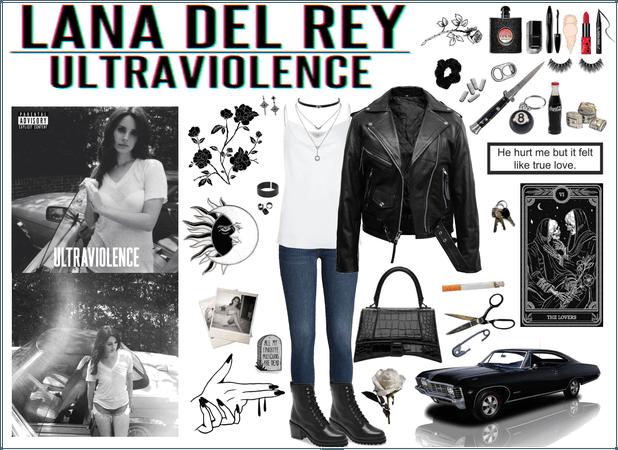 Lana Del Rey - Ultraviolence era