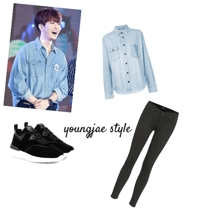 Youngjae style