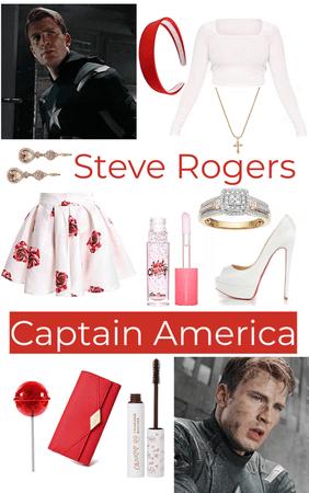 (Fandoms) Marvel- Steve Rogers