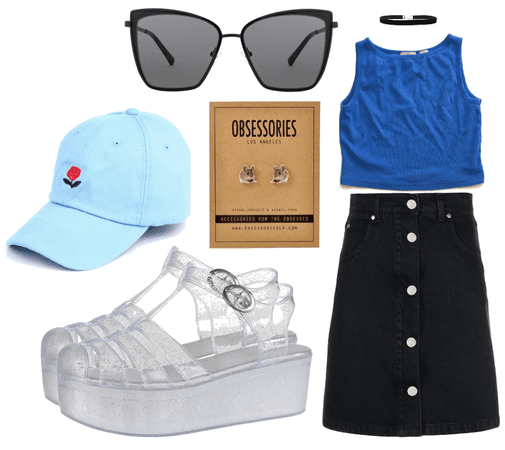 Cinderella Goes to a Music Festival