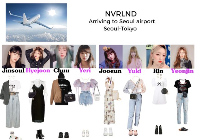 NVRLND Airport Seoul-Tokyo