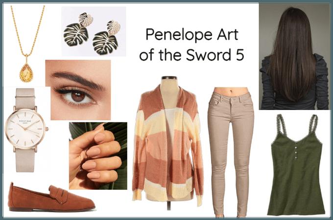 Penelope Art of the Sword 5