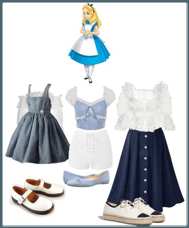 Alice ootd