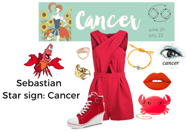 Sebastian Star sign: Cancer
