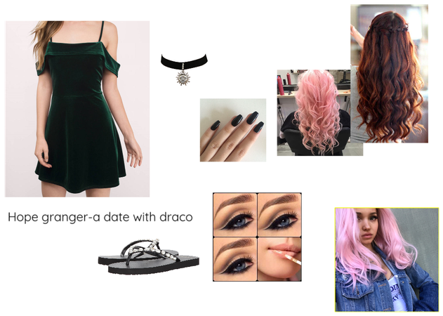Hope granger- A date with draco