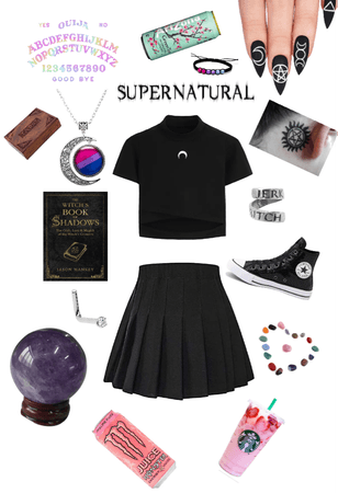 Melissa the angry bisexual witch