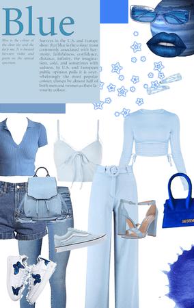 Blue ☏