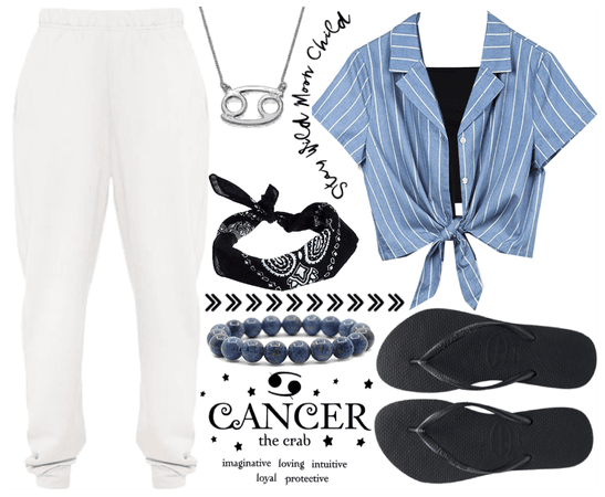 Casual Cancer Look