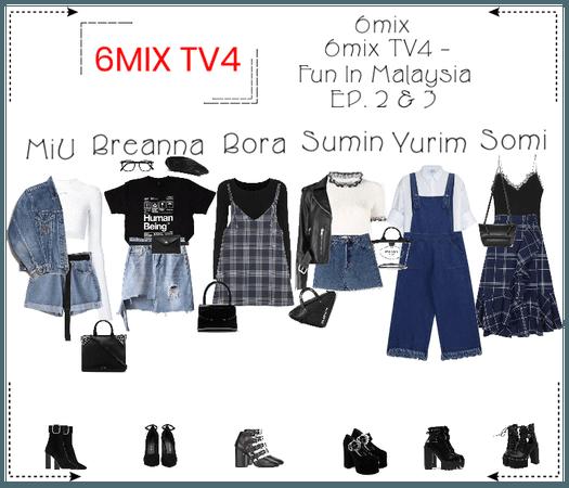 《6mix》6mix TV4: Fun In Malaysia - Ep. 2 & 3