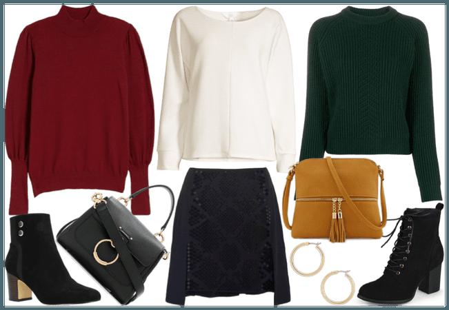 one skirt, multiple possibilities