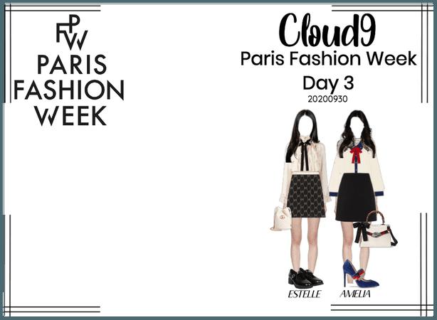 Cloud9 (구름아홉) | Paris Fashion Week Day 3 | 200930