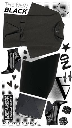 Black Angles