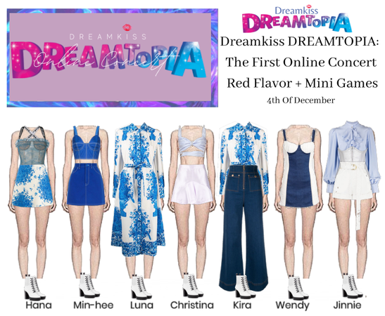 DREAMKISS (드림키스) DREAMTOPIA Stage #3
