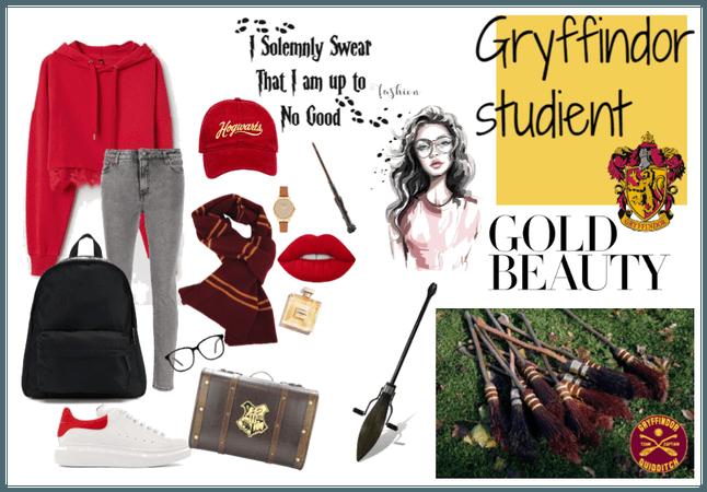 Gryffindor Studient