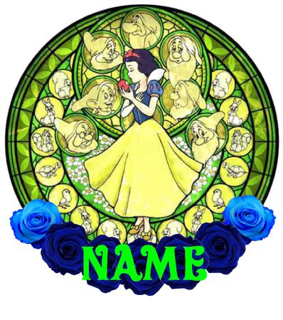 OPEN ICON: Snow White