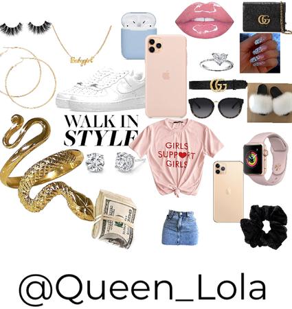 Queen the queen lola