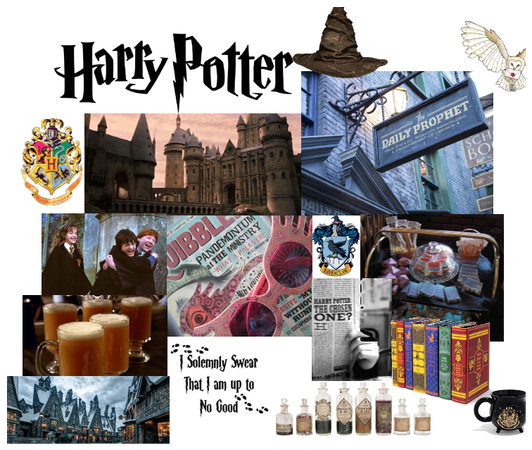 Potterhead| Sorted Into Ravenclaw