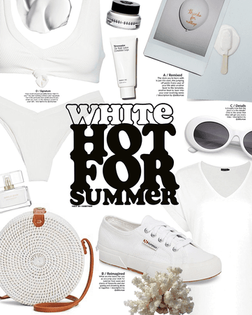 white hot for the summer